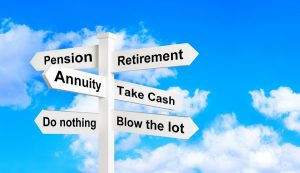 Pension or Lump-Sum